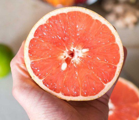 Grapefruitsaft soll beim Kinderwunsch helfen.