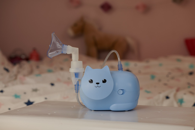 Inhalationsgerät für Kinder Nami Cat von Omron