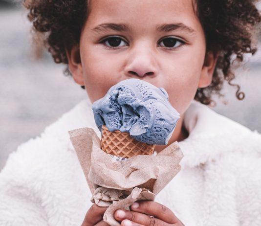 Lieblingsessen Kinder - neben Pommes, Nudeln und Pizza auch Eis