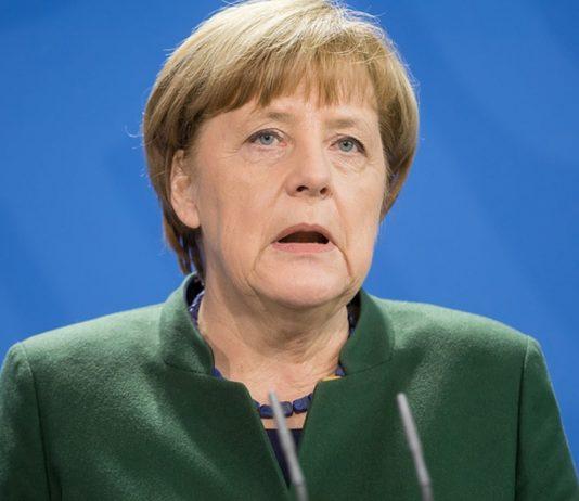 Angela Merkel zeigt sich wegen der Corona-Mutationen extrem besorgt