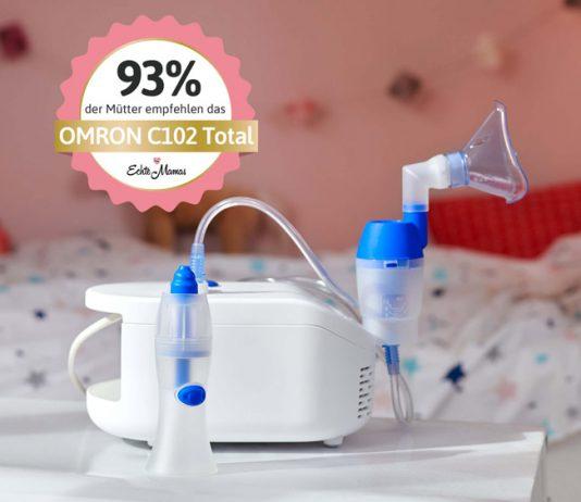 OMRON C102 Total Inhalationsgerät