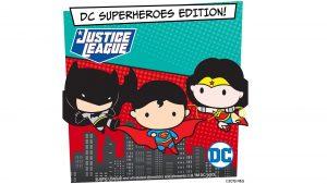 Pampers Limited Superhelden Edition mit Warner Bros: Abbildung