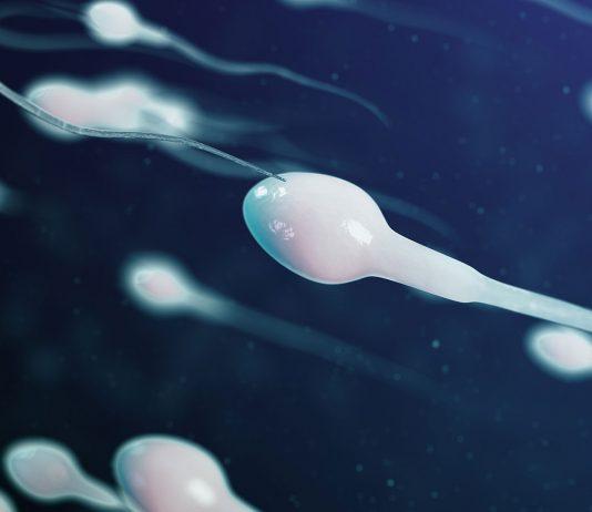 Ist Sperma gut für die Haut?