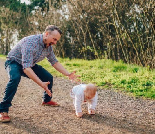 Nach der Arbeit das Kind betreuen? Einem Vater auf Facebook war das zu viel