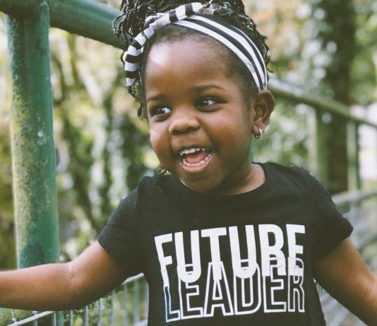 Von kleinen Mädchen können wir uns eine Menge abschauen...