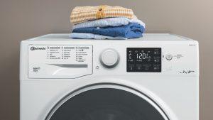 DIe Waschmaschine WM STEAM 7 100 von Bauknecht.