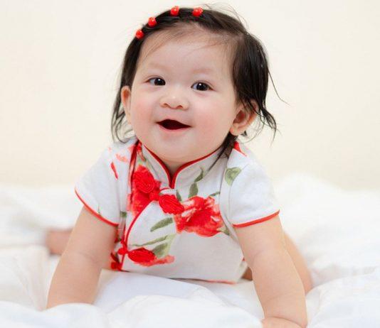 Chinesische Mädchennamen sind wunderschön und einzigartig.
