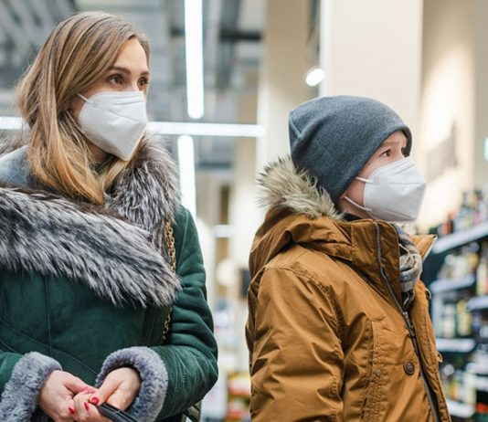 Sind FFP2-Masken für Kinder geeignet?