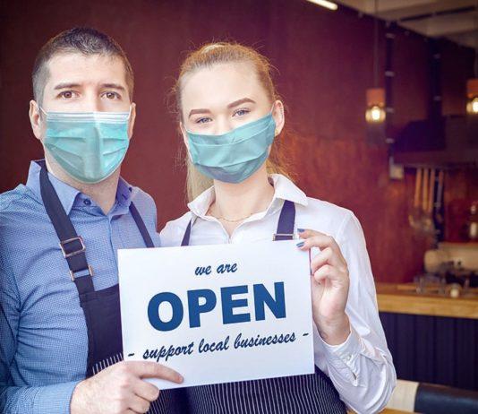 Gastronomen sehnen sich nach dem Tag, an dem sie ihre Restaurants wieder eröffnen können.
