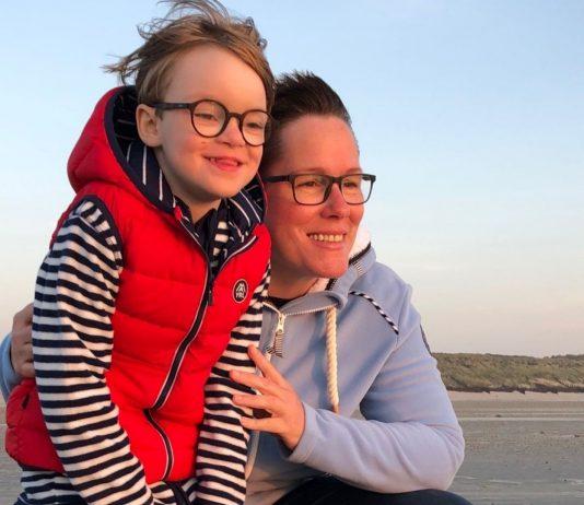 Kerstin Held ist vierfache Pflegemama von Kindern mit Einschränkungen. Foto: Instagram kerstin_held