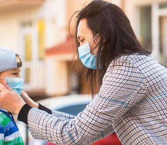 Viele Mamas sind es leid, ihre Kinder in der Pandemie immer wieder enttäuschen zu müssen