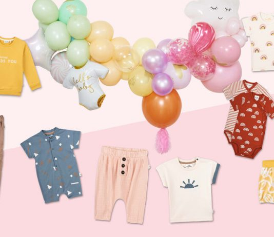 Gewinne eine Baby Shower Box plus Erstausstattung von Sanetta