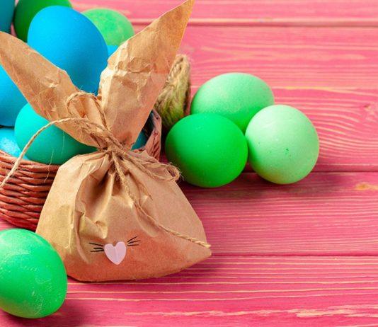 Bastelideen für Kinder zu Ostern findet ihr bei uns!