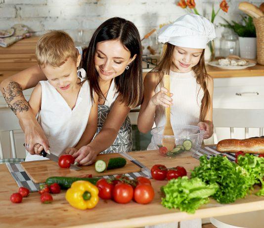 Mit Kindern kochen: Das macht der ganzen Familie Spaß!