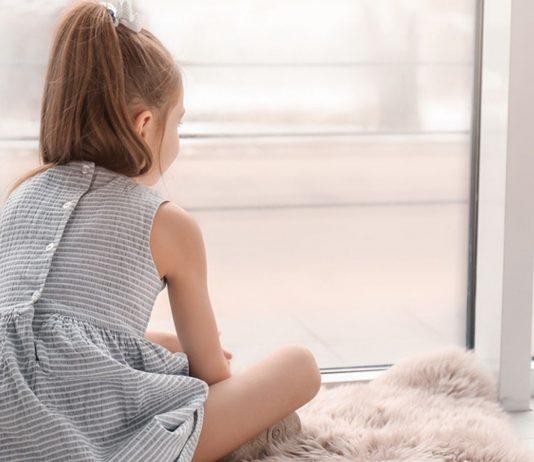 Auch Kinder können bereits schwere psychische Störungen entwickeln
