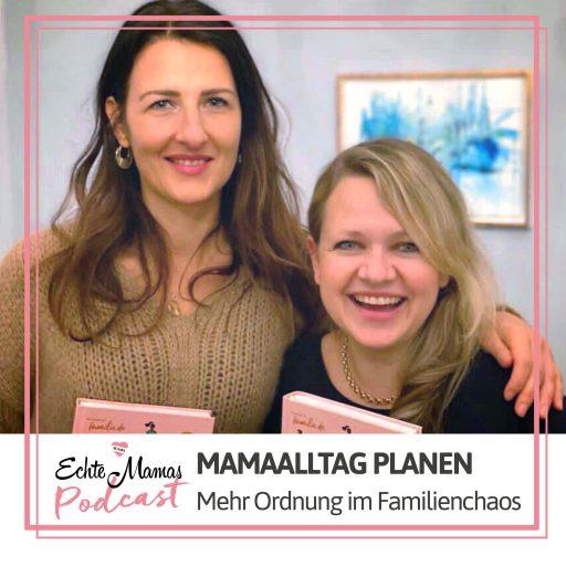 Cosima Michels und Verena Schörner sprechen in unserem Podcast über ihr neues Buch.