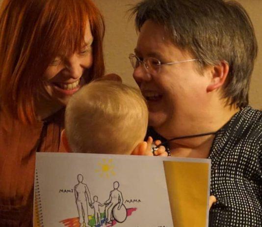 Die Mamas Gesa und Verena kämpfen für ihre Familie
