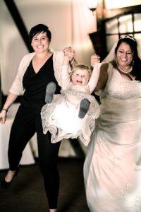 Annamaria und Vivian feierten ihre Traumhochzeit