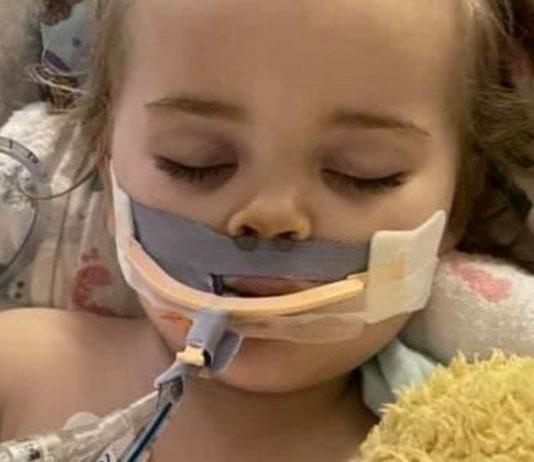 Die kleine Reese starb, weil sie eine Batterie verschluckte