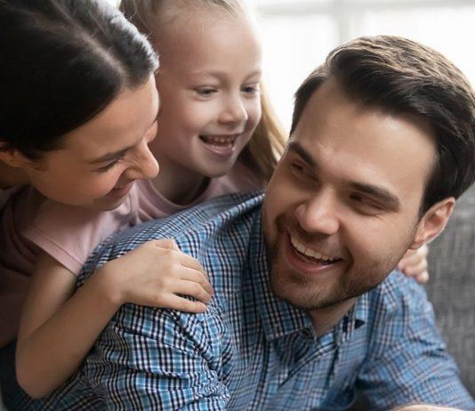 Manche Sätze sagen wir nur zu unseren Kindern - und zu unserem Mann.