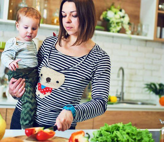 Jede Mama braucht sie: Schnelle Rezepte für Kinder