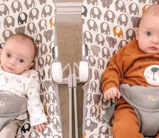 Diese beiden sind Zwillinge!