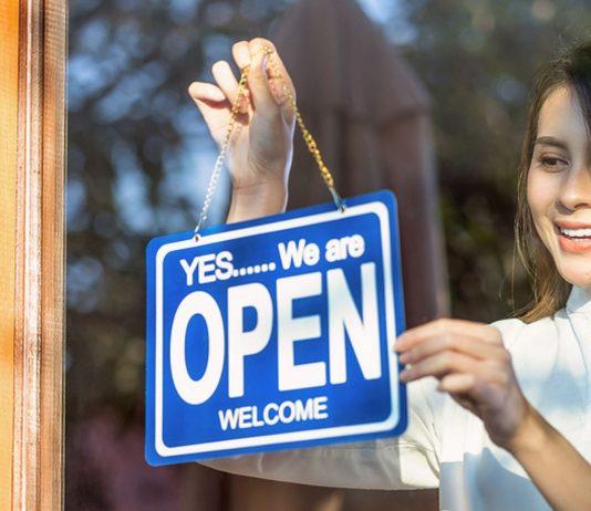 Bald könnten die Geschäfte wieder öffnen – unter ganz strengen Maßnahmen.