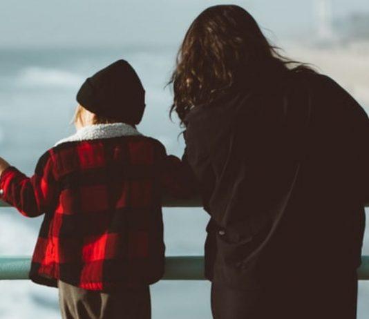 Eine Mama erzählt von der Trennung vom Vaters ihrer Kinder.
