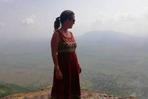 Stephanie liebt ihr Leben bei den Maasai in Tansania. Foto: Instagram masai_story
