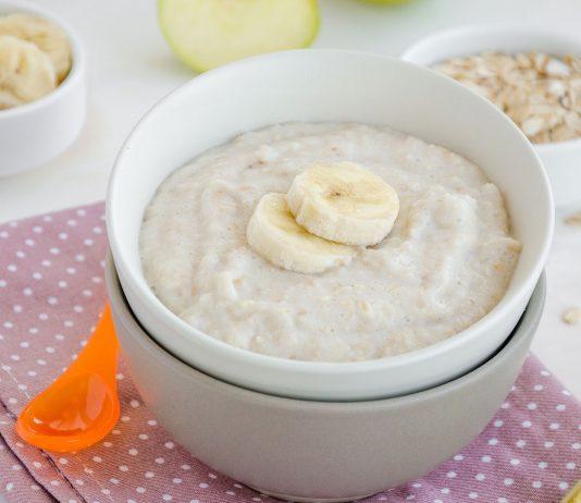 Der Milch-Getreide-Brei ist der beste Abendbrei für dein Baby.