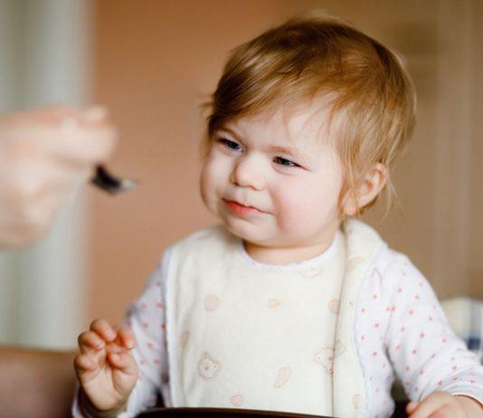 Erst ab einem Alter von neun Monaten sollte ein Baby Eier essen.