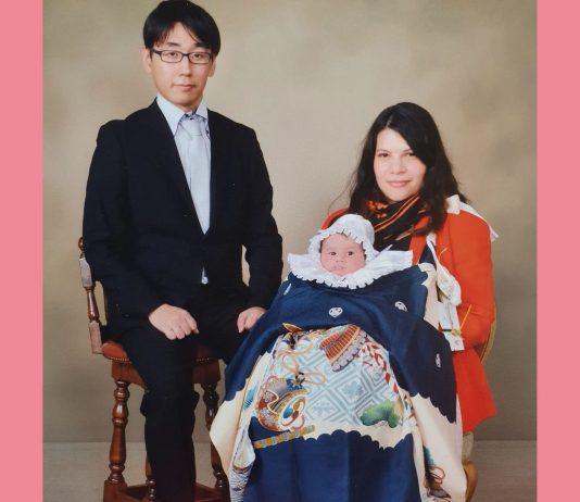 Janaina hat in Japan eine Familie gegründet.
