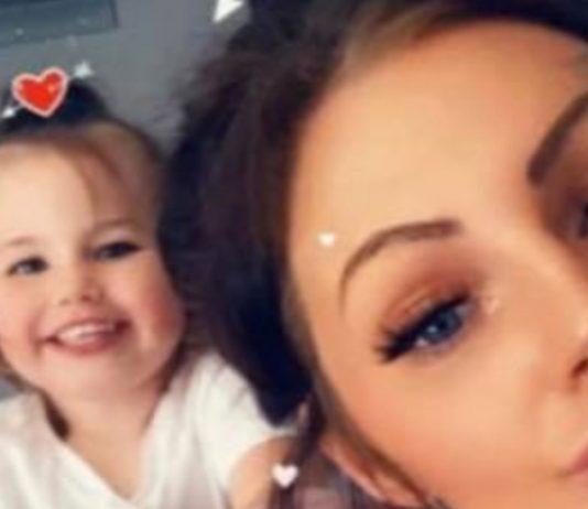 Loran Denisons mit einer ihrer Töchter.