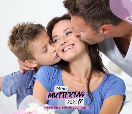 Muttertag 2021!? #wirfeierndichjedentag mit Dr. Stephanie Robben-Beyer und Ulrike Parthen.