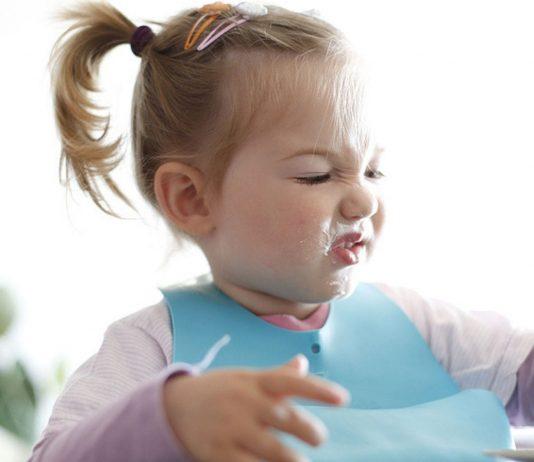 """""""Bähhhh!"""" Keiner muss alles essen – aber wenn ein Kind quasi gar nichts isst, kann das schon an den Nerven zerren."""