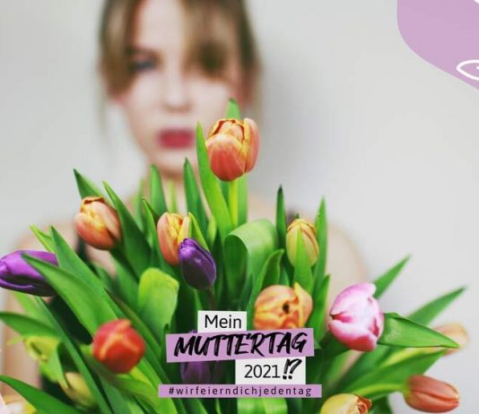 Muttertag 2021!? #wirfeierndichjedentag mit FacesOfMoms.