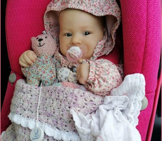 Ihre kleine Prinzessin ist für Tatiana ein echtes Wunder. Foto: Privat