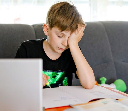 Homeschooling ist für viele Familien eine große Herausforderung.
