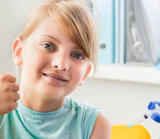 Sie wollte die Impfung unbedingt – egal, was Mama und Papa sagen.