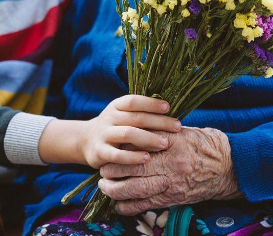 Echte Zuneigung kennt keine Altersgrenzen.