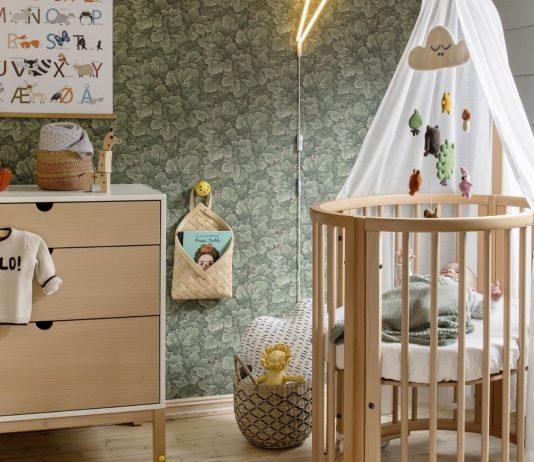 Smarte Babyzimmer-Ideen für die Erstausstattung.