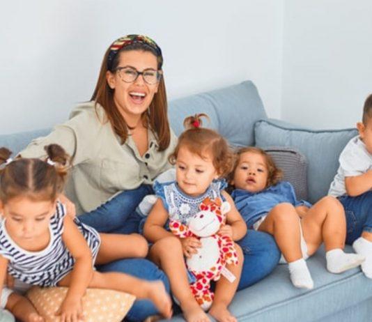 Je mehr Kinder, desto besser für das genetische Alter der Mama?