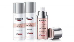 Die neue Anti-Pigment Pflegeserie von Eucerin.