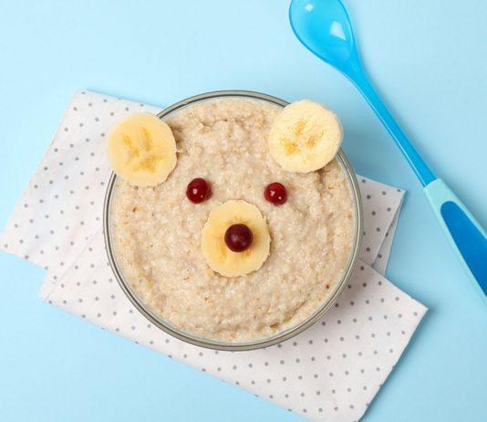 Haferbrei fürs Baby: gesundes Frühstück oder für die Kleinen eher ungeeignet?