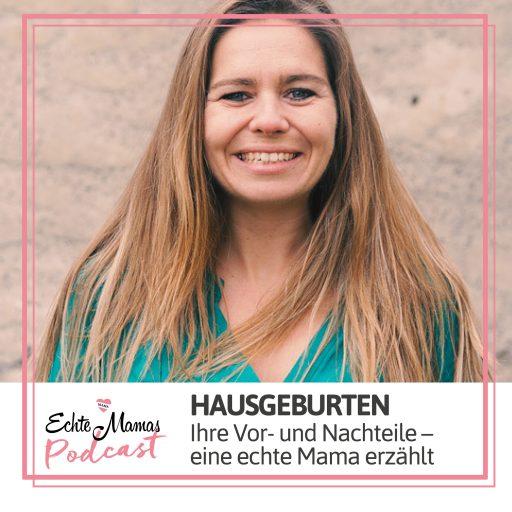 Olivia von den Glücksheldin im Echte Mamas Podcast.