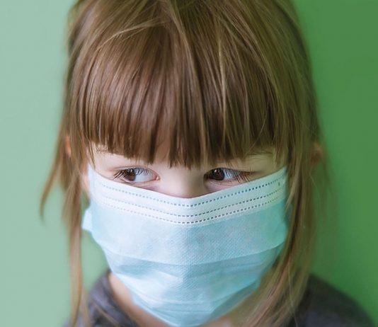 Unsere Kinder beißen sich tapfer durch während der Pandemie.
