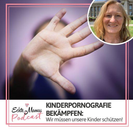 Anwältin Claudia Krüger im Echte Mamas Podcast-Interview.