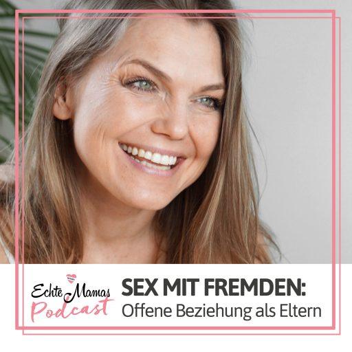 Svenja Sörensen im Echte Mamas Podcast-Interview.
