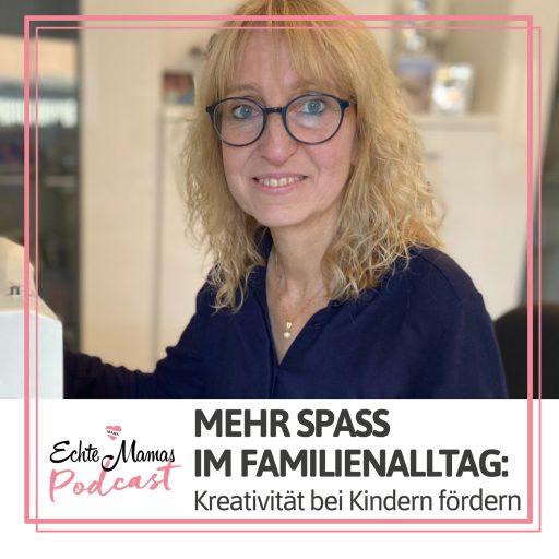 Textilkünstlerin Birgit Kühr gibt uns als Expertin für Kreativität wertvolle Tipps für einen bunten Familienalltag.