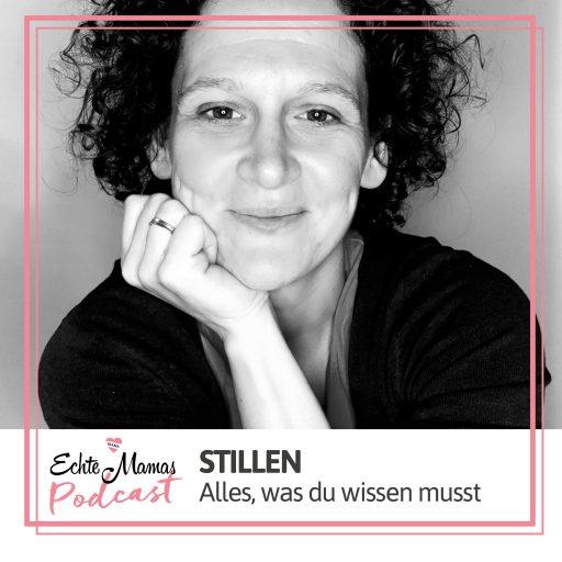 Caroline Kreuschmer im Echte Mamas Podcast.